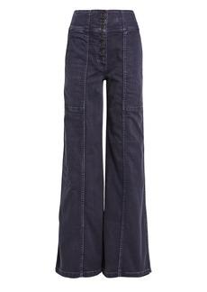 Ulla Johnson Greer Wide-Leg Jeans