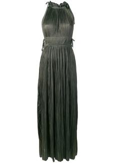 Ulla Johnson halterneck crepe dress