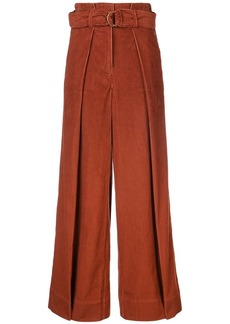 Ulla Johnson high waist palazzo trousers