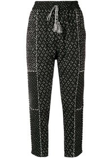 Ulla Johnson Kali cropped pants