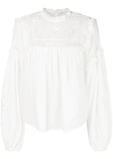 Ulla Johnson lacework blouse