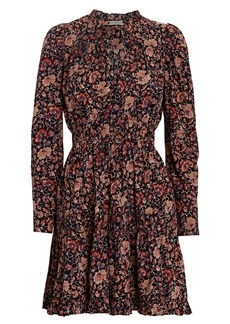 Ulla Johnson Liv Floral Mini Dress