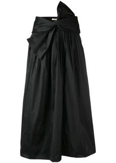 Ulla Johnson midi pleated skirt