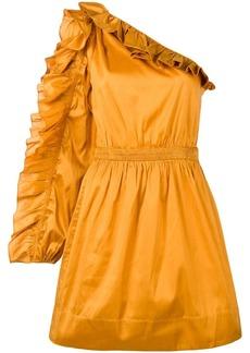 Ulla Johnson one-shoulder ruffled dress
