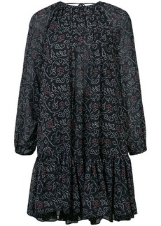 Ulla Johnson patterned shift dress