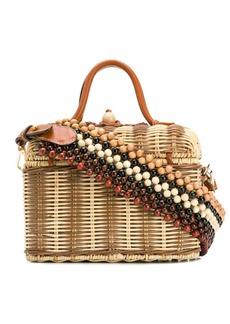 Ulla Johnson Priska lunchbox bag