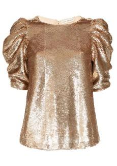 Ulla Johnson sequin embellished top