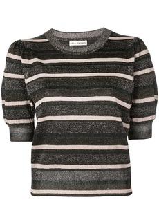 Ulla Johnson striped knit top