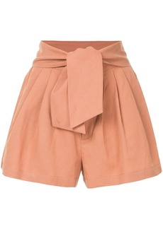 Ulla Johnson tie-waist shorts