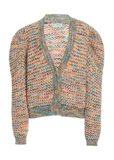 Ulla Johnson - Women's Fiora Merino-Mohair Wool Blend Cardigan - Multi/neutral - Moda Operandi