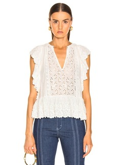 Ulla Johnson Abigail Top