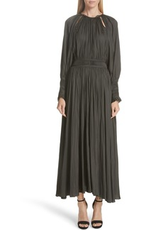 Ulla Johnson Adonia Double Keyhole Maxi Dress