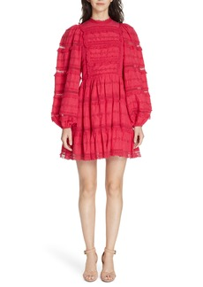 Ulla Johnson Amour Puff Sleeve Dress