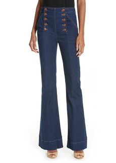 Ulla Johnson Ashton Flare Jeans
