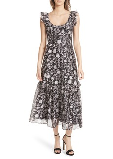 Ulla Johnson Brigitte Organza Dress