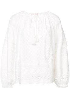 Ulla Johnson Cara lace blouse - White
