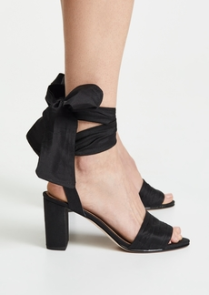 Ulla Johnson Cupid Taffeta Sandals