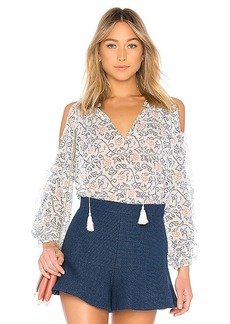Ulla Johnson Dunia Blouse