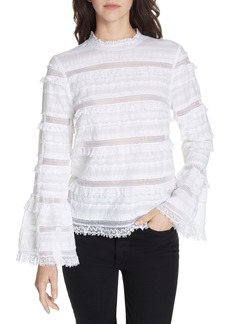 Ulla Johnson Grace Lace Blouse