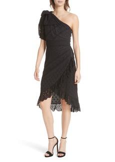 Ulla Johnson Gweneth One-Shoulder Dress