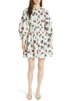 Ulla Johnson Joelle Floral Print Dress