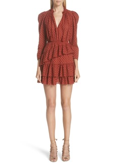 Ulla Johnson Josette Broderie Anglaise Dress
