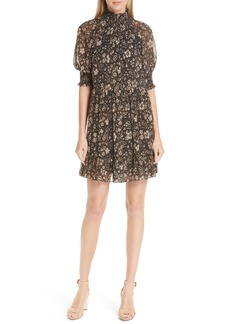 Ulla Johnson Josie Paisley Silk Dress