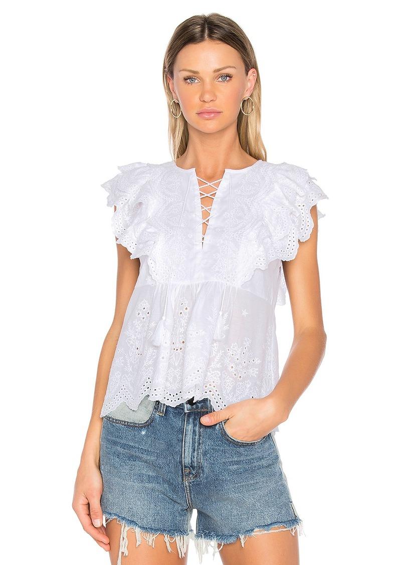 Ulla Johnson Monroe Top Casual Shirts