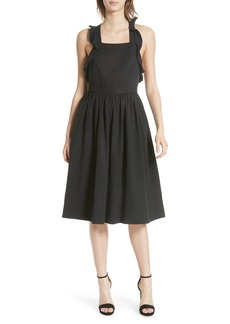 Ulla Johnson Willa Pinafore Dress