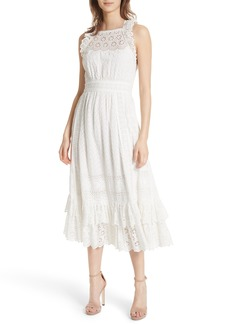 Ulla Johnson Willow Eyelet Dress