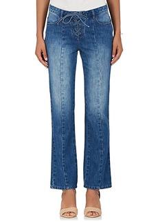 Ulla Johnson Women's Alex Slim-Fit Jeans