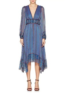 Ulla Johnson Women's Amabelle Silk Chiffon Dress