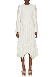 Ulla Johnson Women's Arielle Silk Chiffon Dress