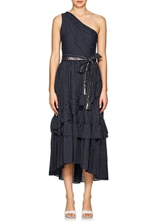 Ulla Johnson Women's Augustine Floral Silk Maxi Dress