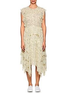 Ulla Johnson Women's Caterina Floral Silk Dress