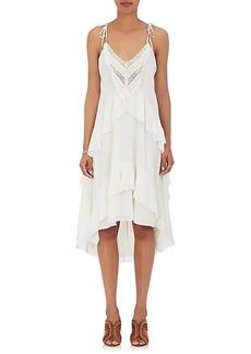 Ulla Johnson Women's Emilia Embellished Silk Dress