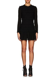 Ulla Johnson Women's Gia Silk Chiffon Mini-Dress