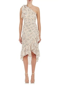Ulla Johnson Women's Imogen Shibori Silk Dress