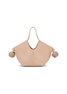 Ulla Johnson Women's Lali Mini Leather Tote Bag - Natural