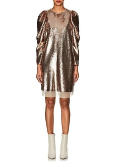 Ulla Johnson Women's Neptune Metallic Sequined Dress