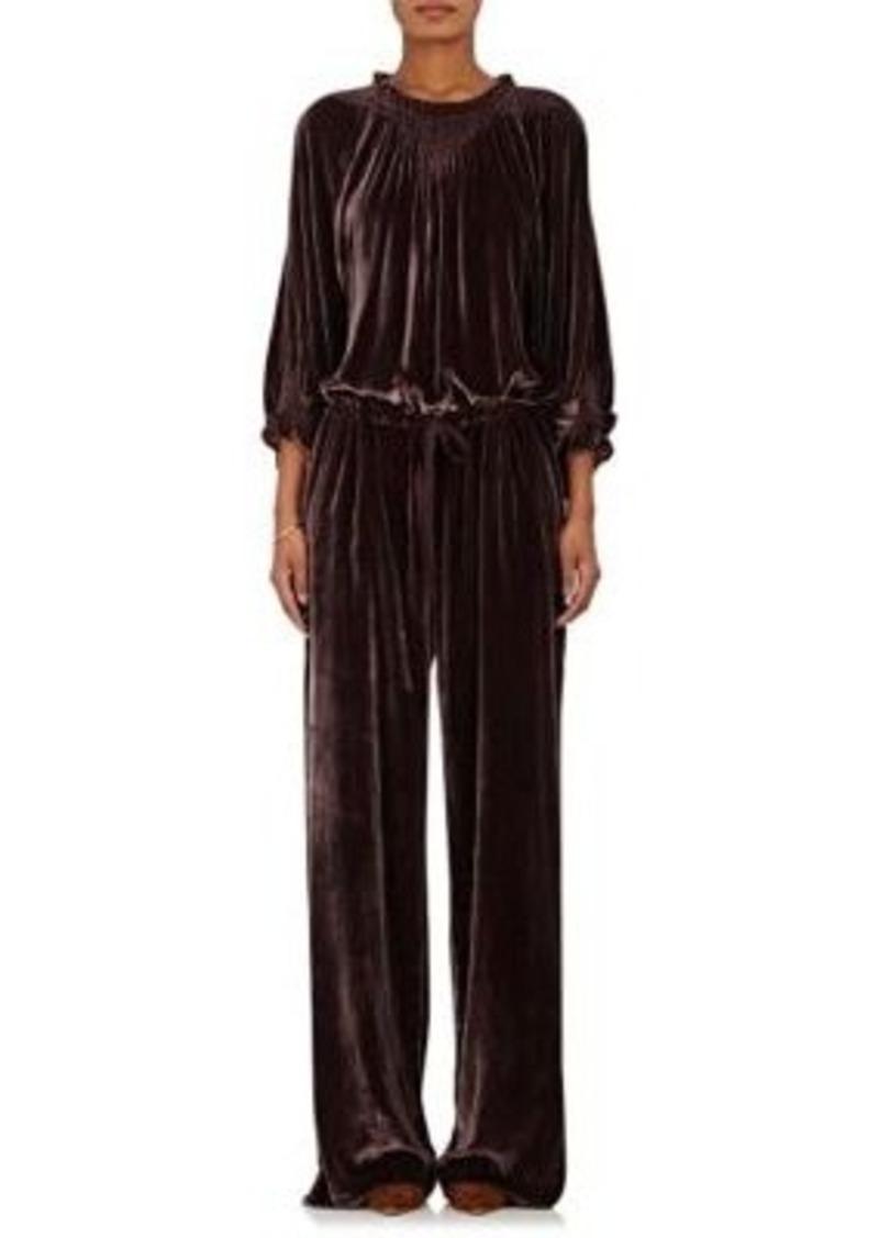 990820b0fe37 Ulla Johnson Ulla Johnson Women s Sephare Velvet Jumpsuit