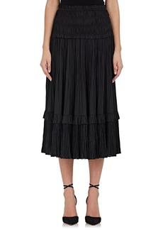 Ulla Johnson Women's Tatiana Charmeuse Maxi Skirt