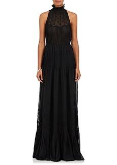Ulla Johnson Women's Victorian Phillipa Silk Georgette Gown