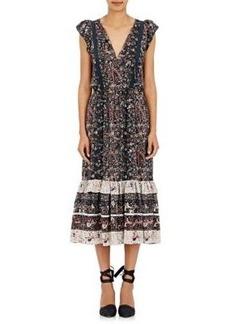 Ulla Johnson Women's Zanna Peasant Dress