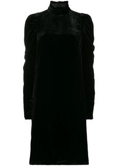 Ulla Johnson velvet turtleneck dress