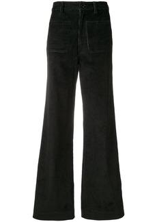 Ulla Johnson wide leg corduroy trousers