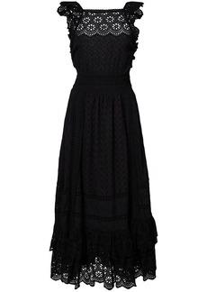 Ulla Johnson Willow ruffled eyelet dress