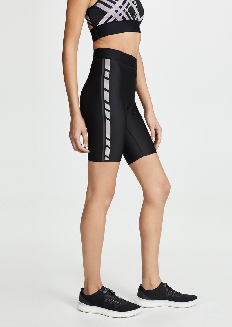Ultracor Deco Stripe Bike Shorts