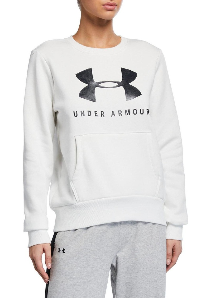 Under Armour 121 Rival Fleece Sportstyle Graphic Sweatshirt