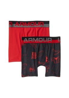 Under Armour 2-Pack Touchdown Boxer Set (Big Kids)